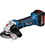 Bosch GWS 18-125V 125mm Cordless Angle Grinder, Euro