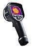 Cámara termográfica Flir E4, calibrado RS, -20 → +250 °C, resolución IR 80 x 60píxel enfoque automático