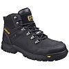 Caterpillar Framework Black Steel Toe Cap Safety Boots,