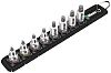 Wera 05003971001 8 Piece Socket Set, 3/8 in