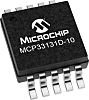 Microchip MCP33121D-10-I/MS, 14 bit ADC Differential Input,