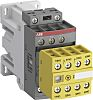AFS 3P Safety Relay, 24 V dc, 30