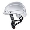 Uvex Alpine Pheos Adjustable White Helmet & Hard