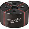 Milwaukee Punch & Die Combination, 20.4mm, Circular,