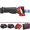 Milwaukee M18 M18 Cordless Reciprocating Saw, 18V