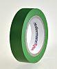 HellermannTyton Green Electrical Tape, 15mm x 10m