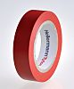HellermannTyton Red Electrical Tape, 15mm x 10m