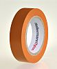 HellermannTyton Orange Electrical Tape, 15mm x 10m