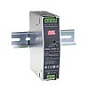 Mean Well, DDR-120 DIN Rail Panel Mount Power