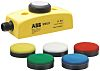 ABB Jokab Panel Mount Emergency Button - Turn