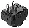 Snap Action Modular Switch Contact Block for use