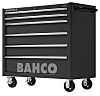 Bahco 6 drawer WheeledTool Chest, 985mm x 1016mm