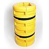 Addgards Black, Yellow Corner Protector,