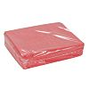 RS PRO Box of 25 Red Cloths for