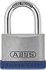 Abus 42.4mm Steel Key 5/40 Security Padlock