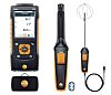 Testo Testo 440 Air Quality Meter, with data