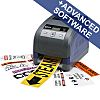 Brady BBP33 Label Printer, Euro Plug