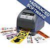 Brady BBP33 Label Printer, Euro Plug