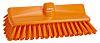 Vikan Orange 41mm Polyester Medium Scrubbing Brush for