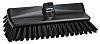 Vikan Black 41mm Polyester Medium Scrubbing Brush for