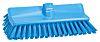 Vikan Blue 41mm Polyester Medium Scrubbing Brush for