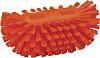 Vikan Orange 40mm Polyester Hard Scrubbing Brush for