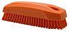 Vikan Orange 17mm Polyester Hard Scrubbing Brush for