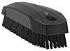 Vikan Black 17mm Polyester Hard Scrubbing Brush for
