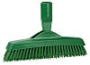 Vikan Green 40mm Scrub Brush for Floors