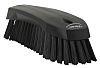 Vikan Black 36mm Polyester Hard Scrubbing Brush for