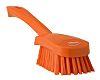 Vikan Orange 36mm Polyester Hard Scrubbing Brush for