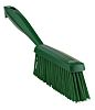 Vikan Green 50mm Polyester Medium Scrubbing Brush for