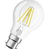 Osram B22 LED GLS Bulb 7 W(60W), 2700K, Warm White, GLS shape