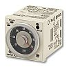 Omron DPDT Multi Function Timer Relay, ON Delay,