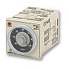Omron DPDT Multi Function Timer Relay, OFF Delay,