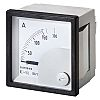 Siemens 3NJ6900 Analogue Panel Ammeter 100A AC Moving