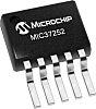 Microchip Technology MIC37252WR, LDO Regulator, 2.5A Adjustable,
