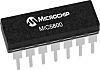 Microchip MIC5800YM Quad-Bit 4 Bit Latched Driver, Transparent