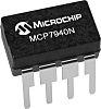Microchip MCP7940N-E/SN, Real Time Clock (RTC) Serial-I2C, 8-Pin
