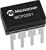 Microchip MCP2551-E/P, CAN Transceiver 1Mbit/s 1-Channel ISO