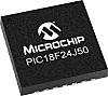 Microchip PIC18F24J50-I/ML, 8bit PIC Microcontroller, PIC18F,