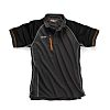Scruffs Trade Active Grey Fabric Polo, UK- XL,