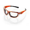 Scruffs Falcon Safety Safety Glasses Anti-Mist