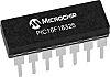 Microchip PIC16F18325-I/P, 8bit 8 bit CPU Microcontroller,