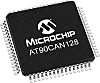 Microchip AT90CAN128-16AUR, 8bit AVR Microcontroller, AT90,