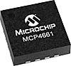 MCP4661T-502E/ML, Digital Potentiometer 5kΩ 257-Position Log