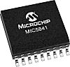 Microchip MIC5841YWM-TR Octal-Bit 8 Bit Latch, CMOS, 18-Pin