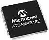 Microchip ATSAM4E16EA-AUR, 32bit ARM Cortex M4 Microcontroller,