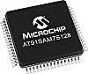 Microchip AT91SAM7S128D-AU, 32bit ARM Microcontroller, AT91,