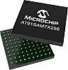 Microchip AT91SAM7X256C-AU, 32bit ARM Microcontroller, AT91,